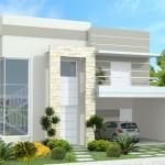 439070 Casas com fachadas modernas fotos 14 150x150 Casas com fachadas modernas: fotos