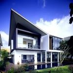 439070 Casas com fachadas modernas fotos 17 150x150 Casas com fachadas modernas: fotos