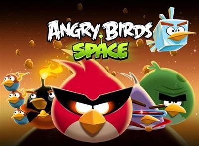 439543 Angry Birds Space atinge 50 milhões de downloads Angry Birds Space atinge 50 milhões de downloads