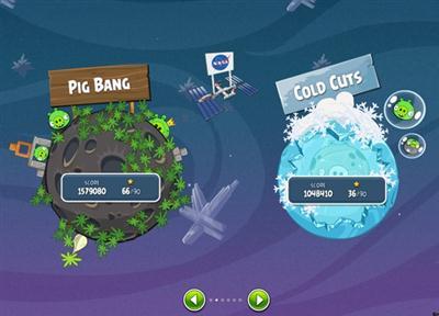 439543 Angry Birds Space atinge 50 milhões de downloads1 Angry Birds Space atinge 50 milhões de downloads