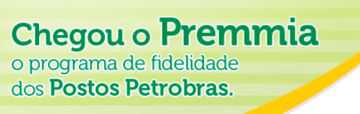 440045 petrobras premmia Petrobrás Premmia cadastro   Programa de Fidelidade
