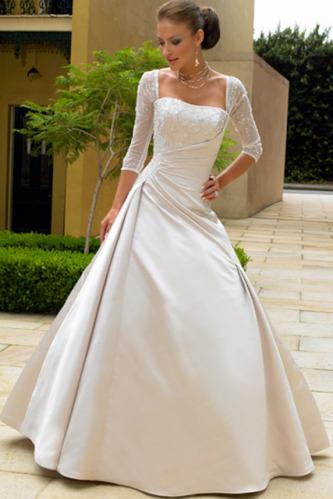 440144 Vestidos de noiva com mangas fotos 15 Vestidos de noiva com mangas: fotos