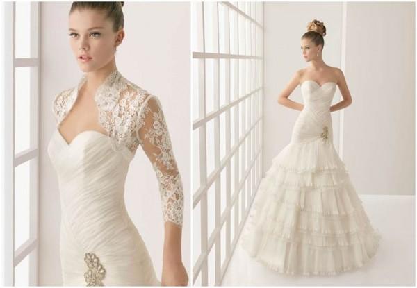 440144 Vestidos de noiva com mangas fotos 21 Vestidos de noiva com mangas: fotos