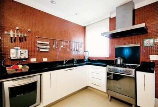 440357 Cor de parede de cozinha como escolher 2 Cor de parede de cozinha: como escolher