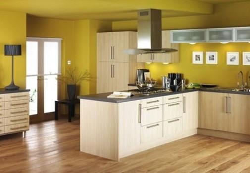 440357 Cor de parede de cozinha como escolher Cor de parede de cozinha: como escolher