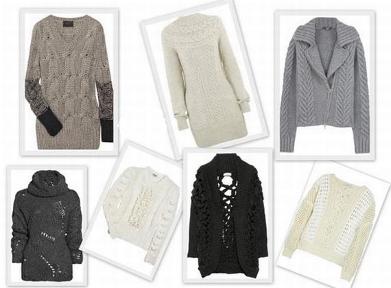 440649 roupas em trico na moda inverno 2012 Roupas de tricô: peças, dicas para usar