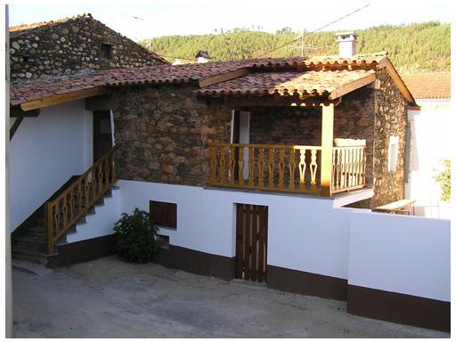 Fachadas de casas rsticas fotos mundodastribos auto - Fotos casas rusticas ...