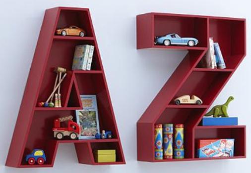 441456 Letras e números na decoração 4 Letras e números na decoração