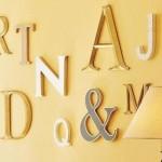 441456 Letras e números na decoração 6 150x150 Letras e números na decoração
