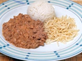 441762 estrogonofede carne moida f8 11348 Estrogonofe de carne moída