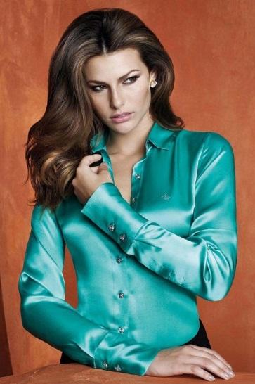 441782 Camisa de seda feminina modelos onde comprar 2 Camisa de seda feminina modelos, onde comprar