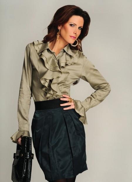 441782 Camisa de seda feminina modelos onde comprar 5 Camisa de seda feminina modelos, onde comprar