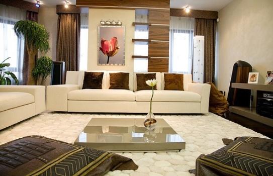 10 modelos de salas decoradas fotos for Modelos de modulares para sala