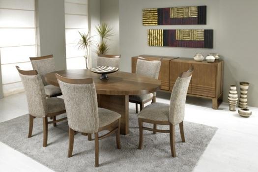 Dicas para Decorar sua Sala de Jantar 2 8 Dicas para decorar sua sala