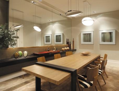 442441 Mesa de jantar para casas pequenas modelos 3 Mesa de jantar para casas pequenas, modelos