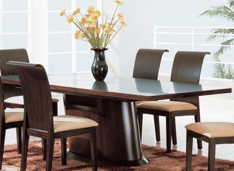 442441 Mesa de jantar para casas pequenas modelos Mesa de jantar para casas pequenas, modelos