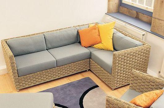 Sala Pequena Com Sofa L ~  para casas pequenas modelos 3 Sofás para casas pequenas, modelos