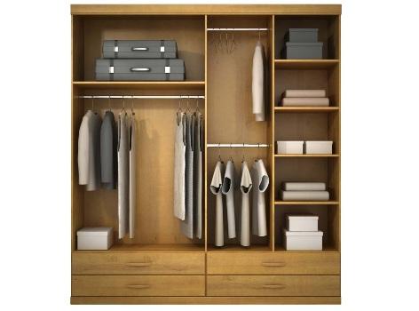 442830 Guarda roupa para quarto pequeno 1 Guarda roupa para quarto pequeno