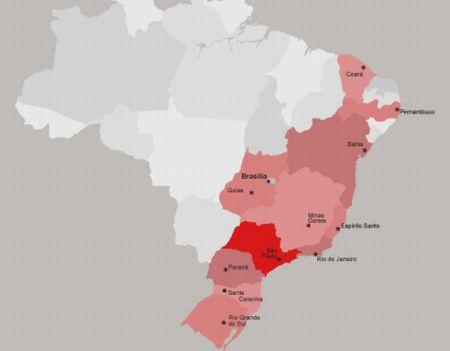 443087 regioes com cobertura nextel 1 Regiões com cobertura Nextel