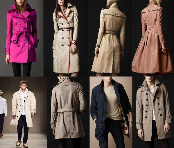 443319 trench coat 2012 burberry Casacos de Inverno: modelos masculinos e femininos