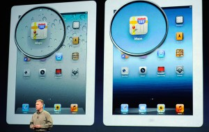 Novo iPad da Apple estará disponível para compra nesta sexta-feira