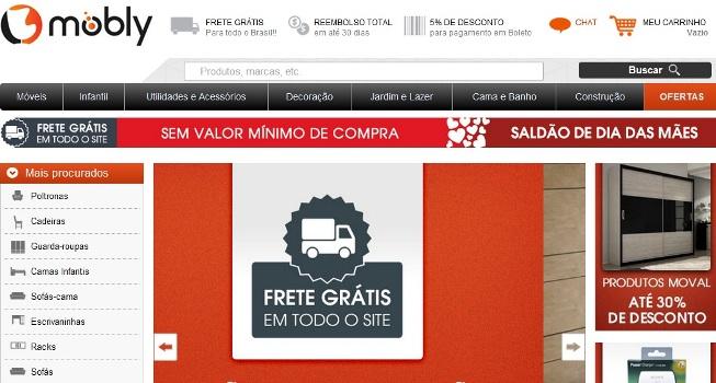 444145 Mobly loja de decoração online 2 Mobly: loja de decoração online