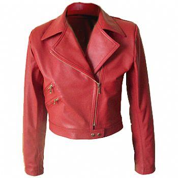 444165 jaqueta de couro feminina topico Jaquetas de couro, modelos, preços, onde comprar