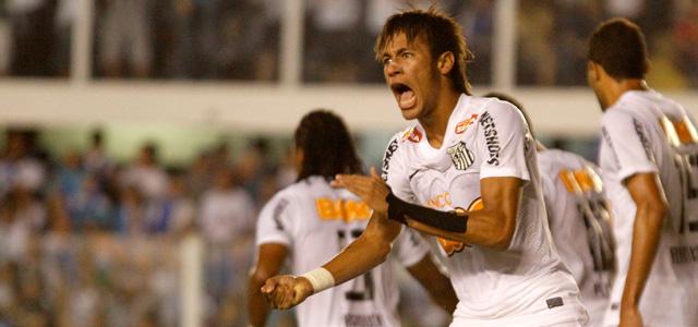 444320 Neymar e companhia emplacam oito contra Bol%C3%ADvar 2 Neymar e companhia emplacam oito contra Bolívar