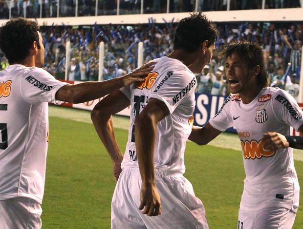 444320 Neymar e companhia emplacam oito contra Bol%C3%ADvar Neymar e companhia emplacam oito contra Bolívar