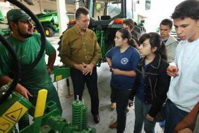 444614 curso tecnico gratuito de mecanizacao agricola 1 Curso técnico gratuito de mecanização agrícola