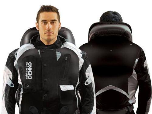 444731 airbag para moto denko preco 2 Airbag para motos Denko   preço