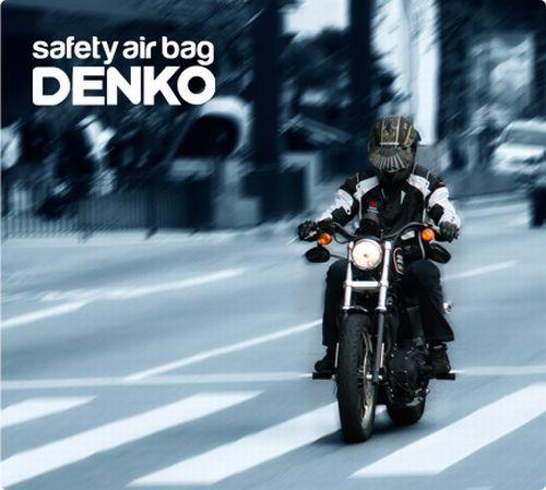 444731 airbag para moto denko preco Airbag para motos Denko   preço