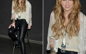 O estilo de Milley Cyrus