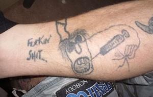 Tatuagens mal feitas: fotos
