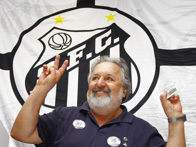 445266 Presidente do Santos %E2%80%98cutuca%E2%80%99 Corinthians ap%C3%B3s conquista do tricampeonato 2 Presidente do Santos cutuca Corinthians após tricampeonato