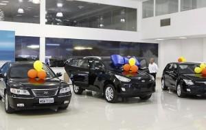 Vendas de automóveis importados cai 28,1% em 12 meses