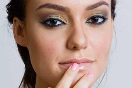446138 maquiagem dia e noite Maquiagem para usar de dia e de noite