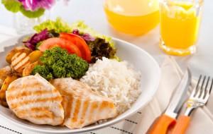 Comer rápido pode acarretar diabete tipo 2
