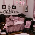 447649 Decoração infantil marrom e rosa 5 150x150 Decoração infantil marrom e rosa