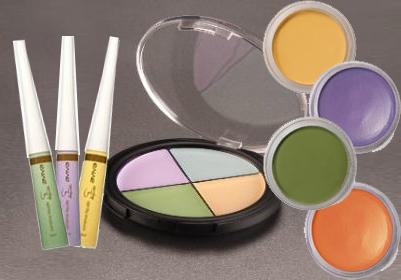 447810 Corretivos coloridos como usar dicas 3 Corretivos coloridos: como usar, dicas