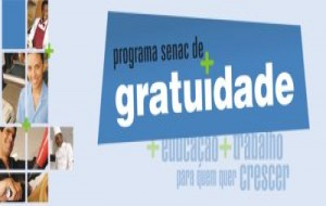 Senac Maceió: cursos gratuitos 2012, Alagoas