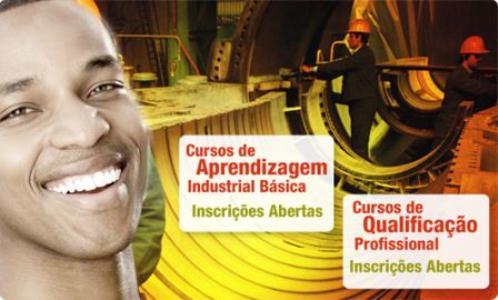 447854 inscrições Curso gratuito de Celulose e Papel SENAI Bahia