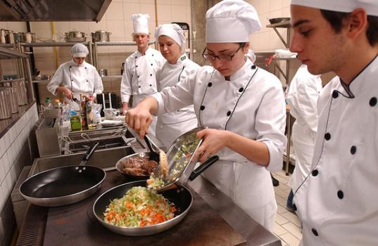 44790 Curso de Cozinheiro Chef Internacional no SENAC 3 Curso de Cozinheiro Chef Internacional no SENAC