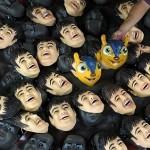 44913 Máscaras de Carnaval 2013 03 150x150 Máscaras de Carnaval  2013