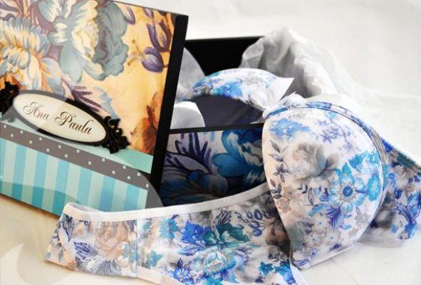 449786 caixa presente lingerie 0001 Lingeries sensuais para a namorada