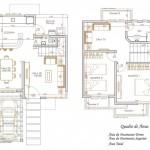 44980 Projetos de sobrados com dois quartos 3 150x150 Planta de Sobrados: Pequenos, com 2,3,4 Quartos