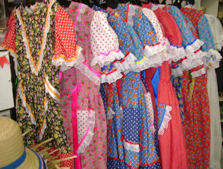 450552 Vestido festa junina mais barato 4 Vestido festa junina, mais barato