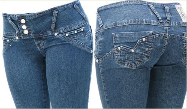 451442 001 Calça jeans para baixinhas: dicas