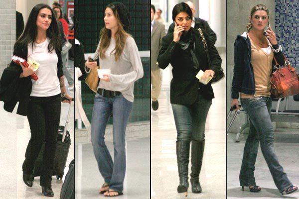 451442 Calça jeans para baixinhas Modelos 2 Calça jeans para baixinhas: dicas