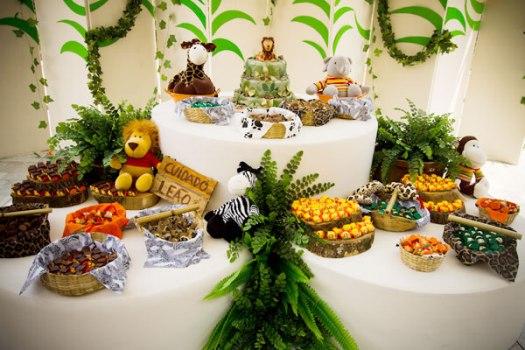451654 Decoração de aniversário infantil com tema Floresta 4 Decoração de aniversário infantil com tema Floresta